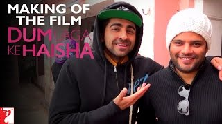 Nonton Making Of The Film   Dum Laga Ke Haisha   Ayushmann Khurrana   Bhumi Pednekar Film Subtitle Indonesia Streaming Movie Download
