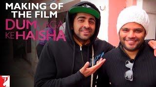 Nonton Making Of The Film   Dum Laga Ke Haisha   Ayushmann Khurrana   Bhumi Pednekar Film Subtitle Indonesia Streaming Movie Download