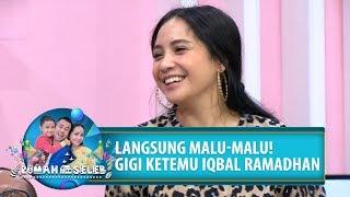 Video LANGSUNG MALU MALU! Gigi Salting Ketemu Iqbal Ramadan - Rumah Seleb (29/7) PART 3 MP3, 3GP, MP4, WEBM, AVI, FLV Agustus 2019