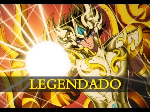 saint seiya: soul of gold - official trailer