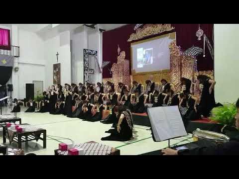 Gita Assisi Choir - Orde E (Arr. Marta Theresa Vizconde-Roldan)