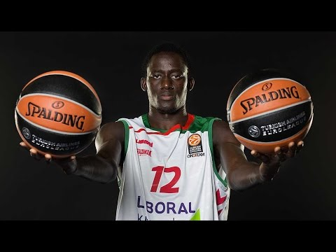 Video Replay: Ilimane Diop, Laboral Kutxa Vitoria