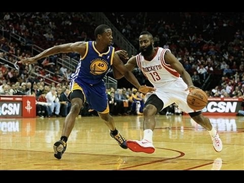 Highlights: Harden, Howard Dominate Warriors