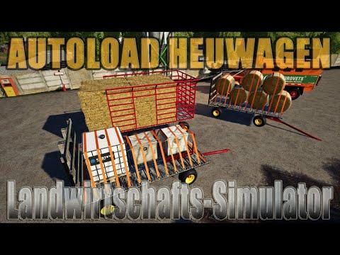 Autoload hay wagon v1.0