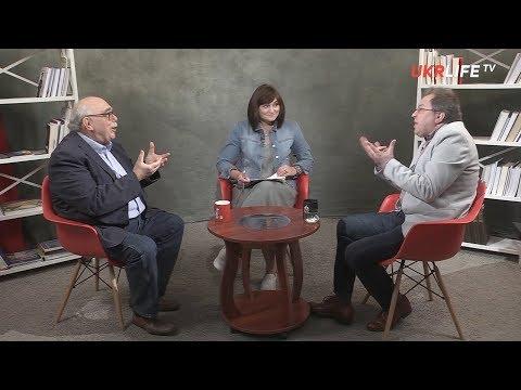Дебаты Александра Пасхавера и Сергея Дацюка на Uкrlifе.ТV: Проект будущего Украины - DomaVideo.Ru