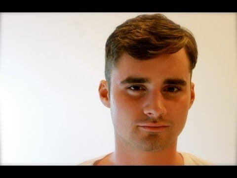 Mens Haircut – Clipper Cut – Mens Highlights – with Brian Haire Gratitude Salon Education