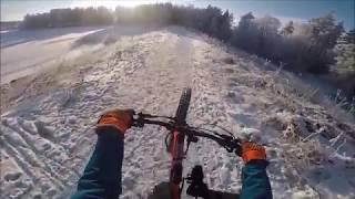 Stevens Bikes E-Sledge Plus and Rock Machine Blizzard Int e90 27+ test