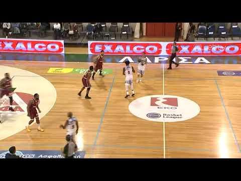 Basket League 2019-2020: ΛΑΡΙΣΑ – ΗΦΑΙΣΤΟΣ ΛΗΜΝΟΥ | 23/11/2019 | ΕΡΤ