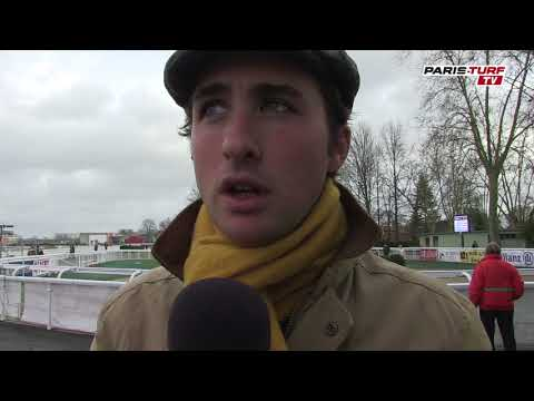 """Quinté mercredi 03/01 : """"My Name Is Nick (1) va bien se défendre"""""""