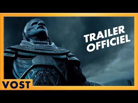 X-men : Apocalypse - Bande annonce (VOST)