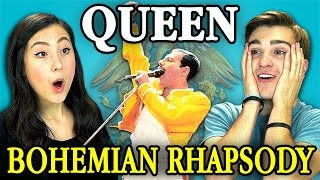 Video QUEEN - BOHEMIAN RHAPSODY (Lyric Breakdown) MP3, 3GP, MP4, WEBM, AVI, FLV November 2018