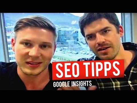 Ex-Google-Mitarbeiter verrät 3 SEO-Tipps & seine Arbeit bei Google (Suchmaschinenoptimierung)