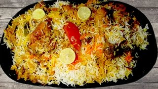 How to make Sindhi Biryani Recipe ( سندھی بریانی) by Kitchen With Amna Quick and Easy Recipe Video Step by Step Recipe Video with English Subtitles CC. Websi...