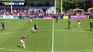 South shields v bridlington town fa cup qualifier.