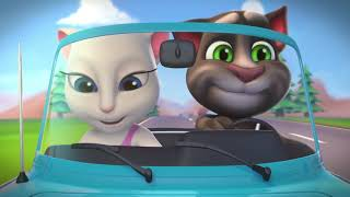 Who says I am a bad driver? It is not my fault if Talking Angela always puts on her makeup at the wrong time. Subscribe to my ...