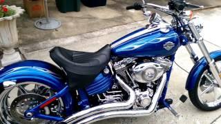 7. Harley Davidson Rocker C 2009