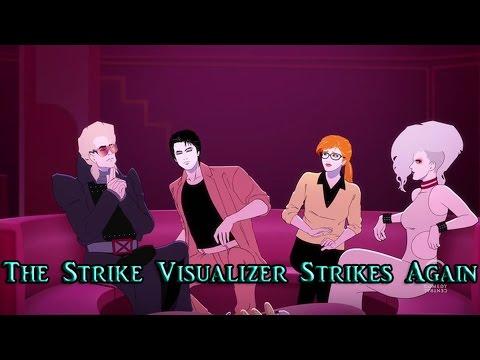Moonbeam City S1E3 The Strike Visualizer Strikes Again Review