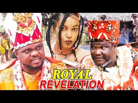 Royal Revelation 1&2 - Ken Eric l Queen  Latest Nigerian Nollywood Epic Movie l Trending Movie