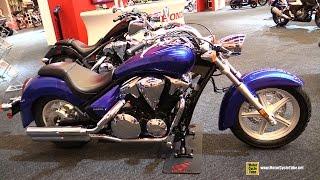 8. 2015 Honda Stateline ABS - Walkaround - 2015 Salon Moto de Montreal