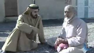 Dubai Sheikh with his people