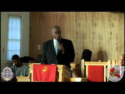Bishop Alphonzo Brooks - Friendship Church Outreach Ministries