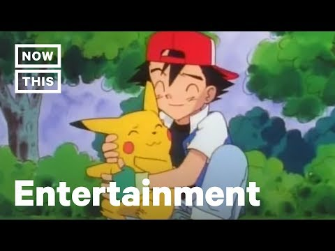 Pokémon's Ash Ketchum Wins First League Championship After 22 Years | NowThis