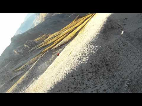 Close Proximity Wingsuit Flying 2011