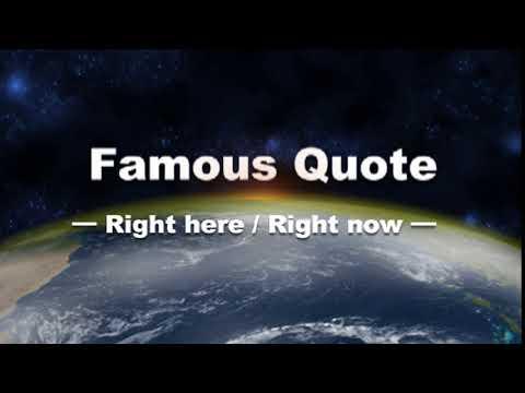 Famous Quotes / Benoit Benjamin