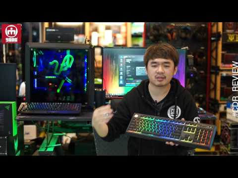 [รีวิว] RAZER ORNATA CHROMA [CDR REVIEW]