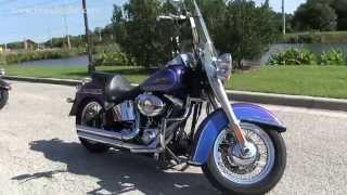 6. Used 2009 Harley Davidson FLSTN Softail Deluxe