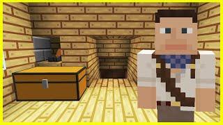 MY SECRET UNDERWATER BASE!?   Minecraft PS4   Survival [66]