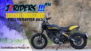 9. Ducati Scrambler Throttle 803 Limitable A2 Características 2018- Capitulo #16