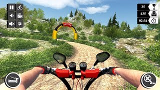 Welcome to MTB Downhill BMX Bicycle Racing Game the best summer game for country youngsters, MTB Downhill bike sport. Are you prepared for bold off road journey to exciting hills and mountains by riding a brilliant BMX cycle twisted mountain Off roads?Google Play link: https://play.google.com/store/apps/details?id=com.zg.mtb.downhill.bmx.bicycle.rider.racing==========================================► SUBSCRIBE HERE:- https://goo.gl/dkAxut===========================================► FOLLOW ME ON TWITTER:- goo.gl/edgv25► LIKE US ON FACEBOOK:- goo.gl/IPs2wI► CONNECT US ON GOOGLE+:- goo.gl/MuKW3B============================================During this MTB Downhill BMX Bicycle Racing Gameplay ride the bicycle each uphill and downhill and fulfill your dream here by enjoying this MTB downhill BMX sport game. Get management of your extreme cycle and steer with pedals to induce world sensation of riding cycle. Attempt to stay alive as a result of this game may be the damaging drive for you and it slow too. Be the primary BMX rider and revel in the last word exercise during this BMX race. Satisfy your passion for cycle sport with the mix of bold cycle sport game. Extreme MTB Downhill BMX Bicycle Racing & stunt is that the one among the simplest addictive new age cycle games. Avoid falling down and crash throughout downhill mountain biking or uphill mountain biking. You'll perform the quad and extreme stunts after you see the obstacles and therefore the humps in your means attempt to skip them and be the winner within the world's championship of the BMX riders. Before moving into real action this game provides you bicycle coaching driving that is that the best off-road bicycle school machine 2017 and helps you to be told your bicycle and controls.This bicycle school teaches you the way to drive and management bicycle on a sport track and vie different racers by applying special tricks. The amount can begin on the uphill and you have got to drive downhill rush in bike sport mani