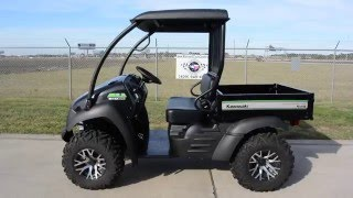 8. $8,599:  2016 Kawasaki Mule 610 XC Special Edition Overview and Review