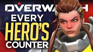 Video 1 Tip to Counter EVERY HERO (Overwatch Advanced Guide) MP3, 3GP, MP4, WEBM, AVI, FLV September 2018