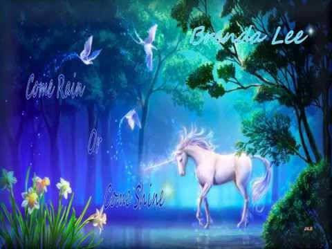 Tekst piosenki Brenda Lee - Come Rain Or Come Shine po polsku