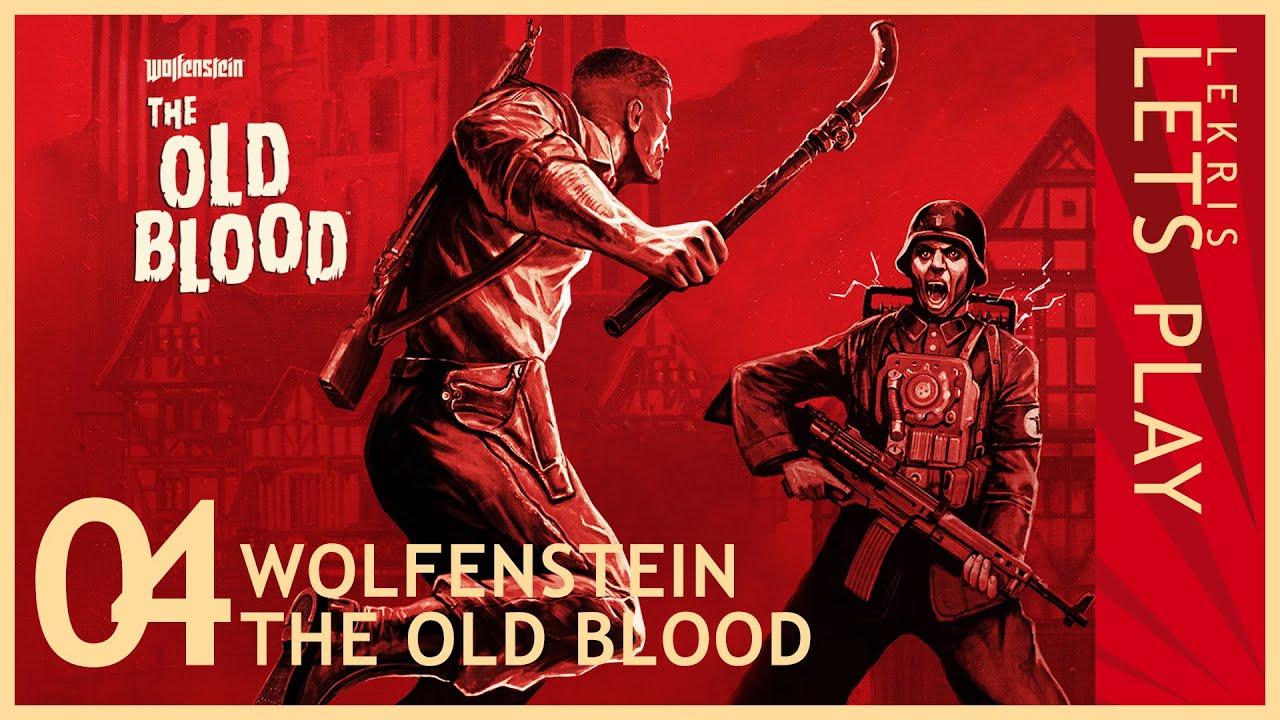 Wolfenstein - The Old Blood #04 - Ein echt großer Hund