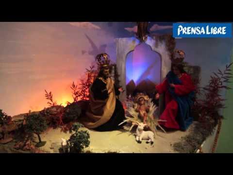 Nacimientos de Navidad. - Por tercer año consecutivo Prensa Libre realizó la convocatoria a través del especial multimedia #ComparteTuEstrella para que sus lectores participaran en el...