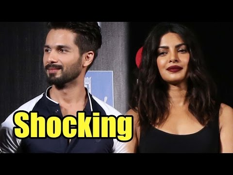 LEAKED: Shahid Kapoor Ignores Ex-Girlfriend Priyan