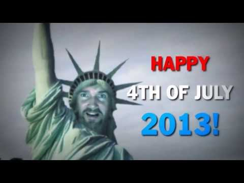 Statue of Liberty Reopens - Happy 4th of July, 2013