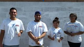 Rialto (CA) United States  city photos gallery : OCS with State Farm in Rialto, CA - Traffic Safety Murals