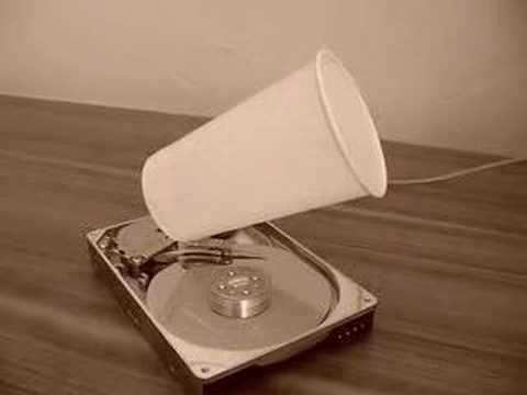 HHD speaker CZ--hdd reprak :D