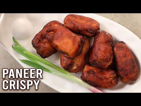 Paneer Crispy | How To Make Paneer Crispy | Paneer Starter Recipe | Veg Crispy | Varun