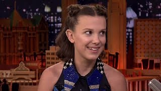 Video Millie Bobby Brown Does SPOT-ON Kardashian Impression & They Respond MP3, 3GP, MP4, WEBM, AVI, FLV Maret 2018