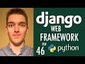 Download Video How to Receive Data From a Django Form Using a POST Request (Django Tutorial) | Part 46