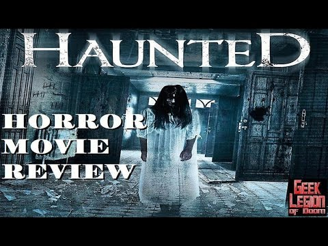 HAUNTED ( 2016 Jimmy Breau ) aka BAD BUILDING 2015 Horror Movie Review