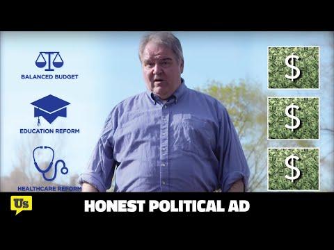 Honest Political Ad