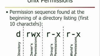 Unix OS Class Lecture 5