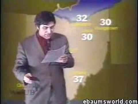 Louis, the worst weatherman ever