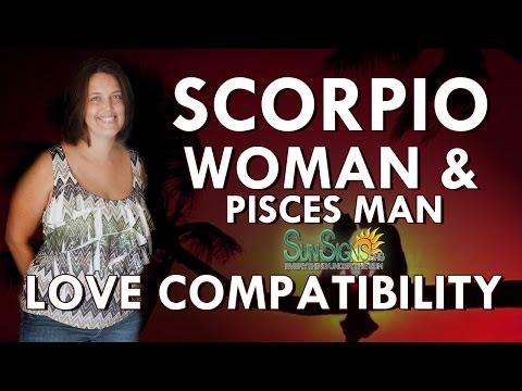 Scorpio Woman Pisces Man – A Genuine & Perfect Match